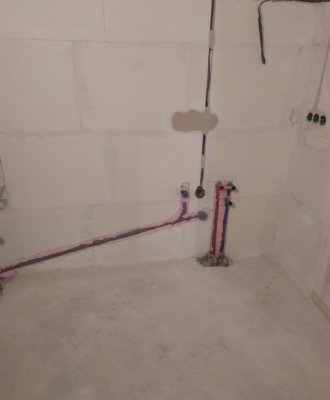 Монтаж водовідведення